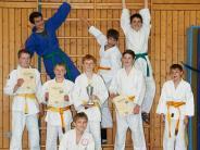 Judo: Erfolgreiches Turnierwochenende