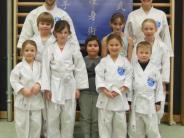 Karate: Der erste Gürtel