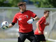 FC Augsburg: Andreas Luthe - So tickt der neue Torwart des FCA
