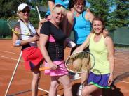 Tennis: Zusamaltheimer Damen landen Kantersieg