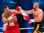 Boxen: Boxkampf Klitschko vs. Fury verschoben