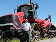Traktor-Pulling: Bis die Räder durchdrehen
