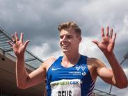 Leichtathletik: Reus verbessert eigenen Sprintrekord: 10,03 Sekunden
