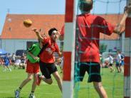 Handball :...: Zum 10. mal  in Gundelfingen