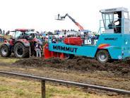 Bildergalerie: Traktorpulling beim MSC Reichling