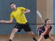 Badminton: Die Eltern ins Schwitzen gebracht