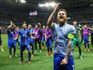 EM 2016: Island: Wer sind diese starken Typen?