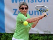 Tennis: Achtbare Niederlage