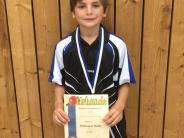 Tischtennis: Der kleine Noah spielt groß auf