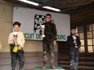 Motorsport: Ein Junior zeigt es allen