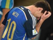 Fußball: Messi verletzt! Argentinien-Einsatz bei WM-Qualifikation unklar