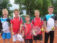 Tennis: Bambini des TC Aichach kämpfen um den Titel