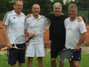 Tennis: Stolze Zweite