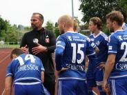 Fußball: Babbels Jungs mit Startproblemen