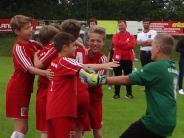 Jugendfußball: Nachwuchs kickt zum Wiedergeltinger Jubiläum