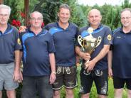 Stockschießen: Der Pokal bleibt beim VSC Donauwörth