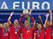 Fußball: Der strahlende Teilzeit-Held