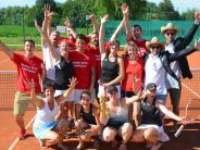 Tennis: Offinger feiern das Titel-Doppel