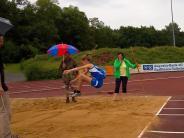 Leichtathletik: Große Sprünge hingelegt
