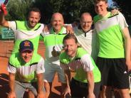 Tennis: Vier Titel auf einen Schlag