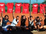 Tennis: Erstmals auf Bezirksebene
