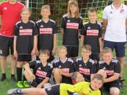 Jugendfußball: Freude über die Kleinfeldteams
