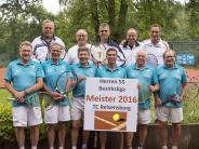 Tennis: Ein Erfolg für die Vereinsgeschichte