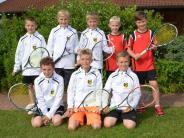 Tennis: Zwei Meistertitel zum Jubiläum in Diedorf