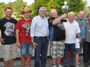 Stadtmeisterschaft: Die Dart Killers zielen am besten