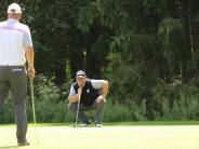 Golf: Die Aufholjagd beginnt zu spät