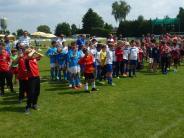Jugendfußball: SC Rohrenfels begrüßt 66 Jugendmannschaften