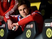 Fußball: Ein anderer Götze bleibt dem FC Bayern noch