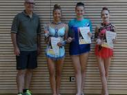 Sportgymnastik: Stadtmeister, Stadtsieger und eine Spende