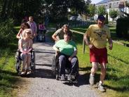 Breitensport: Ursberger Inklusionslauf feiert Premiere