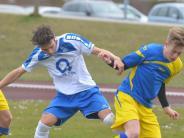 Fußball Landesliga: Kissing hofft auf Zählbares