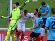 Regionalliga Bayern: Wieder zu kurz gesprungen