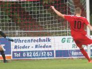 Fußball-Bezirksliga: Selbst ein Elfer hilft Adelzhausen nicht
