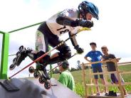 Inline Alpin: Internationales Inline Alpin Rennwochenende