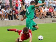 Fußball-Bezirksliga Nord: Derbysieg erst in der Schlussphase gesichert