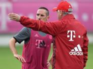 FC Bayern: Ancelotti und Rummenigge pfeifen Ribéry zurück