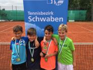 Tennis: Titel für das Midcourt-Team