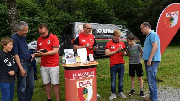 FC Augsburg: Was ein Spiel gegen den FCA kostet