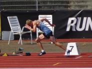 Leichtathletik: 42 Hundertstel fehlen zu einer Medaille