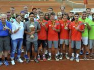 Tennis-Kreismeisterschaft 2016: Frauen-freie Zone