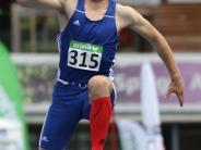 Leichtathletik: Bayerischer Meister trotz Anlauftests