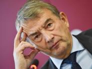 """Fußball: DFB will """"möglichst bald"""" Klarheit um gesperrten Wolfgang Niersbach"""