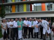 Landkreis/Augsburg: Landkreiskickers spenden für einen guten Zweck