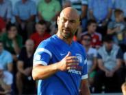 Dillingen: Spielertrainer entlassen