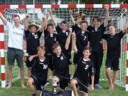 Jugend-Handball: C-Jugend triumphiert in Günzburg