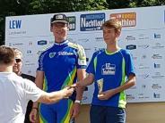 Schwimmen, Radfahren, Laufen: Aichacher Musketiere trumpfen bei Kuhsee-Triathlon auf